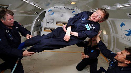 Stephen Hawking - NASA