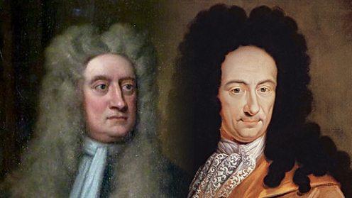 Newton and Leibniz