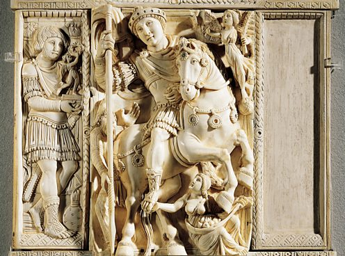 The Barberini ivory