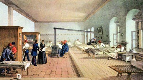 Scutari hospital