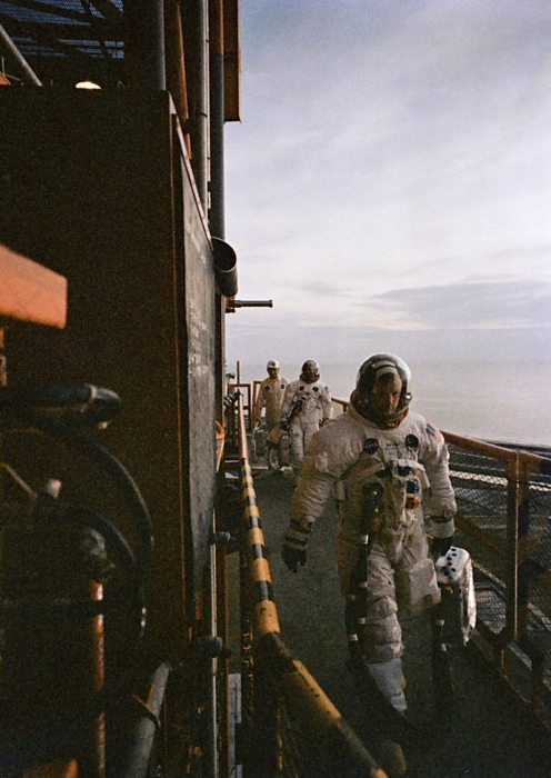 Apollo 11 timeline