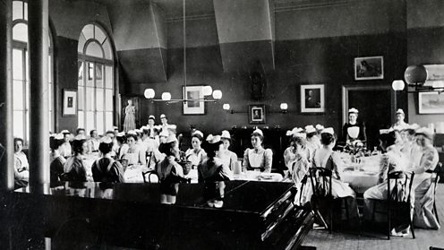 Florence Nightingale nurses