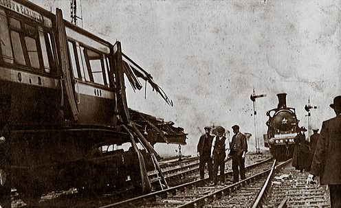 Quintinshill Railway Disaster