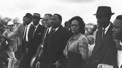 BBC - iWonder - Did Martin Luther King achieve his life's dream?