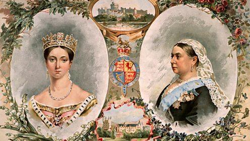 Queen Victoria jubilee getty