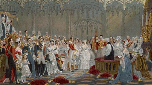 Wedding, Mary Evans