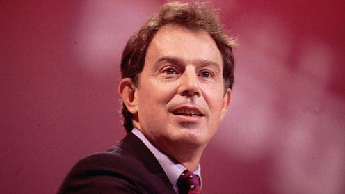 Tony Blair 1997