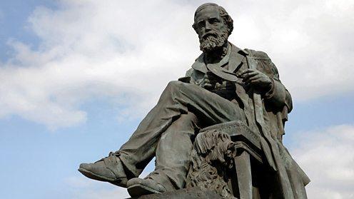 Statue of James Clerk Maxwell