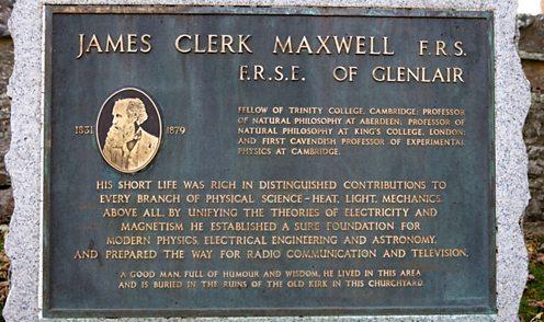 Plaque at Parton Church