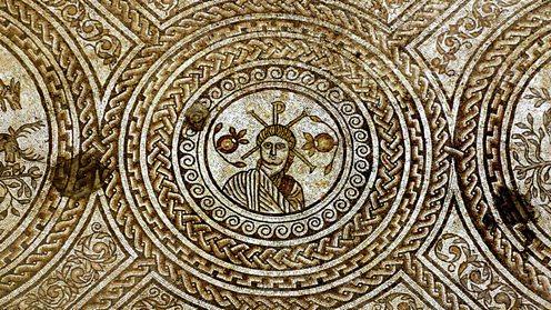 Hinton St Mary mosaic