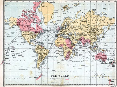 British Empire 1900