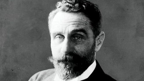 Irish nationalist Roger Casement
