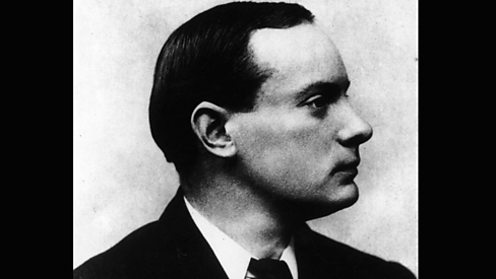 Patrick Pearse, one of the leaders of the Easter Rising.