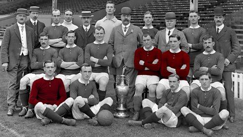 Man Utd 1908