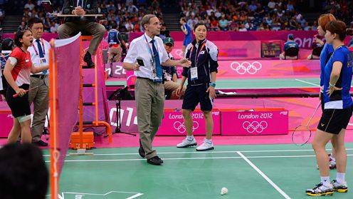Badminton CR