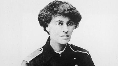 Countess Constance Georgine Markiewicz, circa 1915 (Hulton Archive/Getty Images)