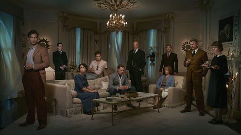 BBC And Then There Were None Cast Agatha Christie