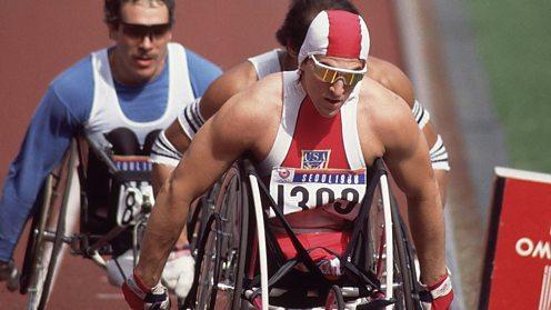 Handcycling 1988 Seoul Summer Paralympics