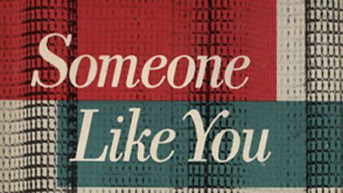 Someone Like You cover artwork (detail)
