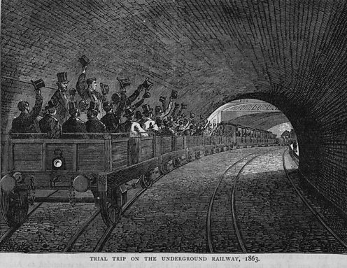 A history of the London Underground