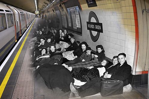 Tube then and now