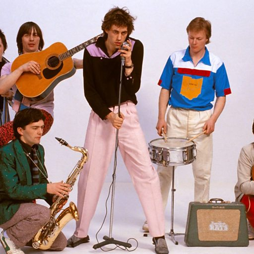 The boomtown rats shes so modern