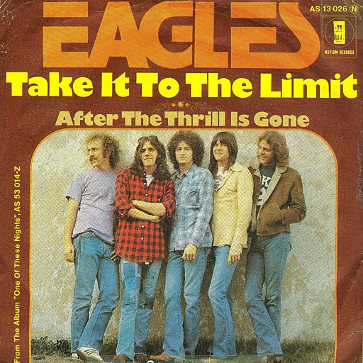 Image result for take it to the limit eagles