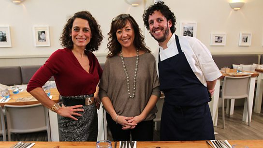 Alex Polizzi: Chefs on Trial