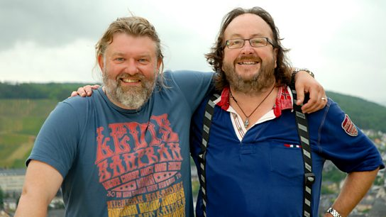 Hairy Bikers' Bakeation Cutdowns