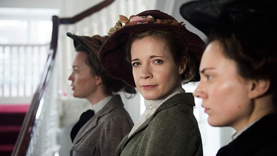 Suffragettes With Lucy Worsley - Episode 09-03-2020