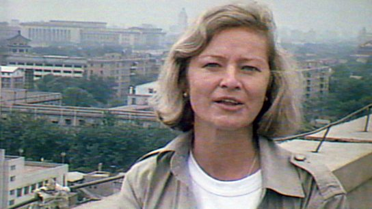 I Was There: Kate Adie on Tiananmen Square