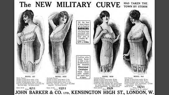 a2604268004 BBC iWonder - How has underwear shaped women s lives