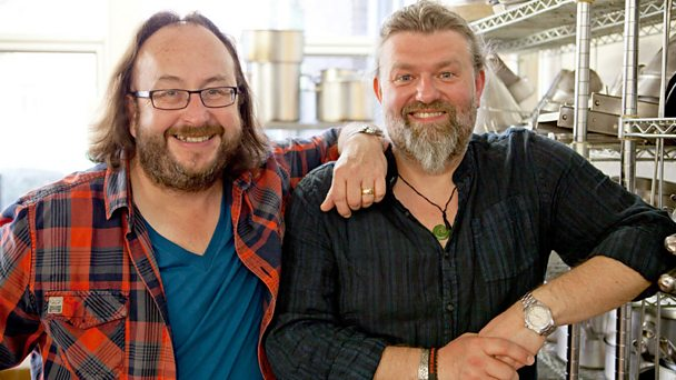 hairy bikers bios
