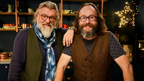 the hairy bikers home for christmas - Coming Home For Christmas
