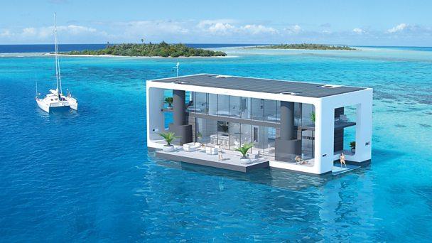Revolutionary floating homes
