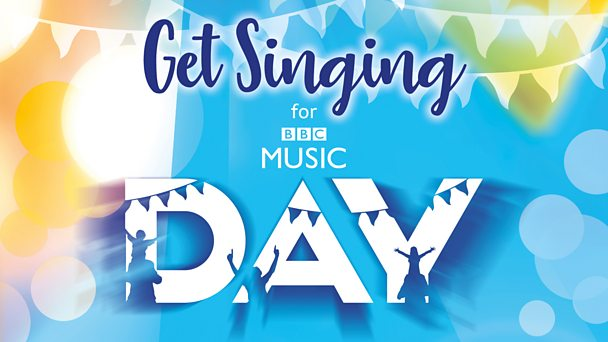 Get singing for BBC Music Day