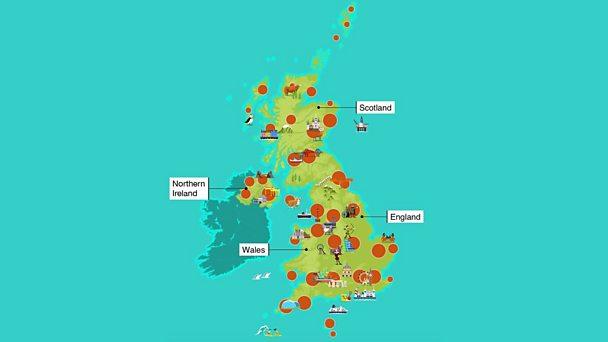 Terrific Scientific map results