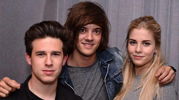 London Grammar in session from Maida Vale