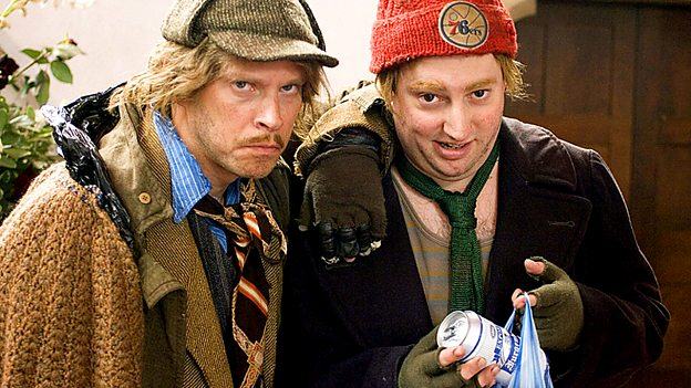 That Mitchell and Webb Look - Evil Genius - YouTube