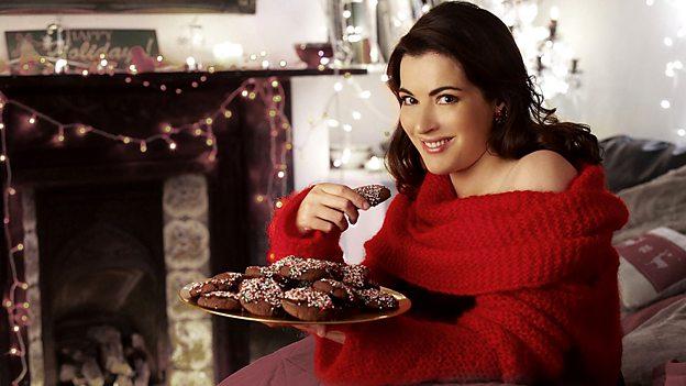 Christmas Cake Recipe Uk Nigella: Nigella's Christmas Kitchen
