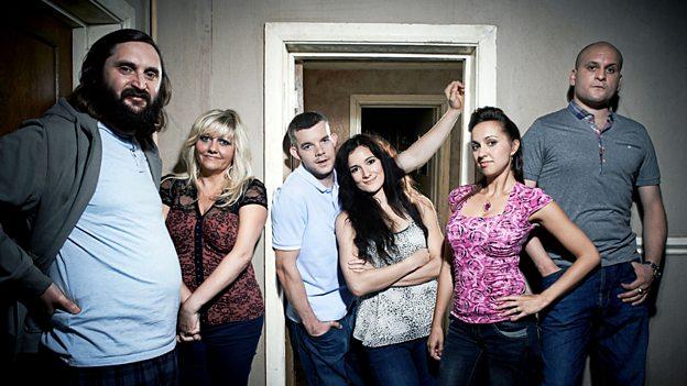 BBC Three - Him & Her