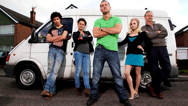 bbc three white van man
