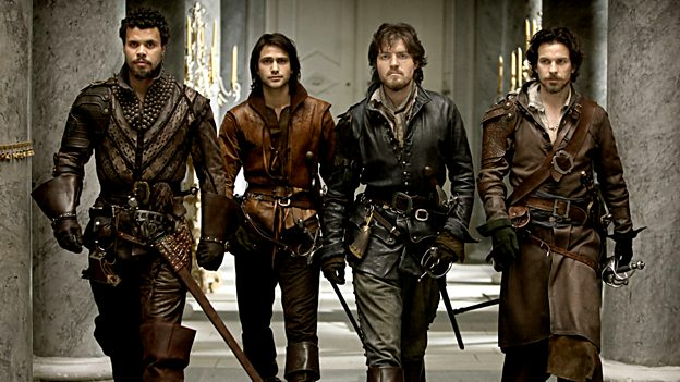 BBC One - The Musketeers, Series 1