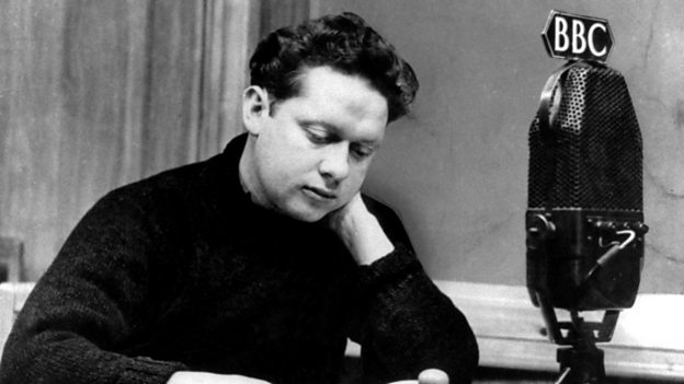 Dylan Thomas do not go gentle