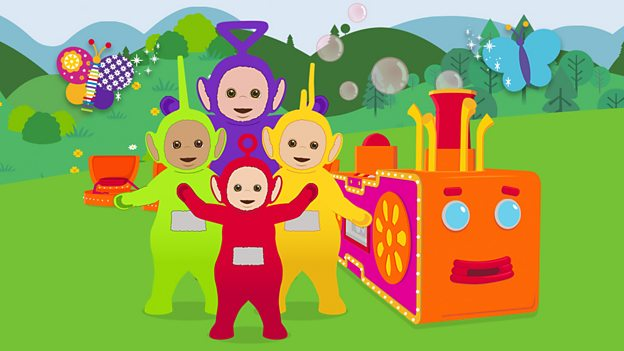 Teletubbies Play Day Cbeebies Bbc