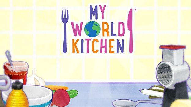 My World Kitchen Game Cbeebies Bbc
