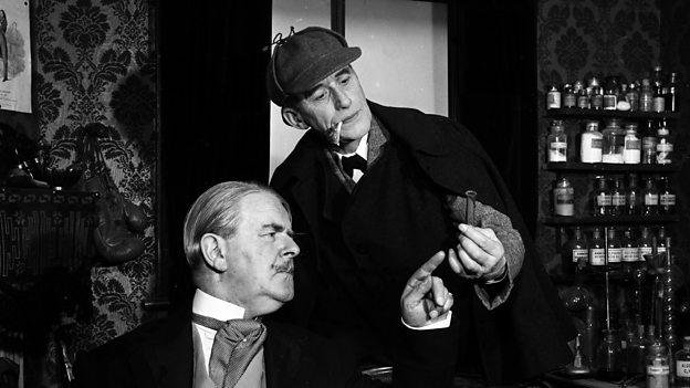 BBC Radio 4 Extra - Sherlock Holmes, Sherlock Holmes with Carleton