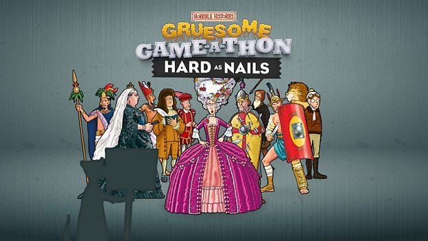 Horrible Histories Gruesome Game - Puzzle Games Online