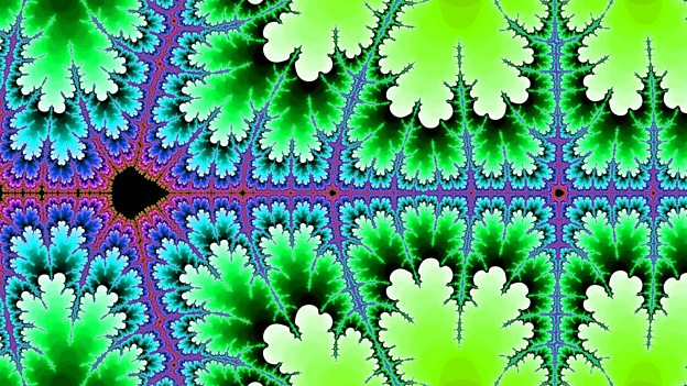 The Freaky World Of Never Ending Fractals