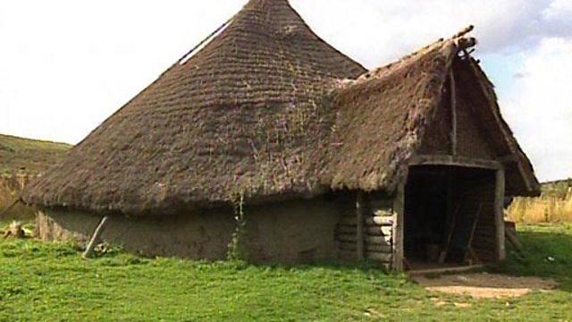 BBC Bitesize - KS2 History - Building a Celtic house
